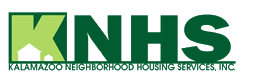 KNHS | Making Homeownership a Reality. Logo